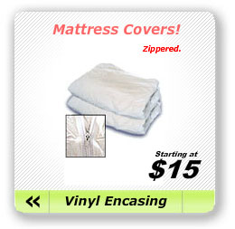 Bed-Bug Mattress Covers
